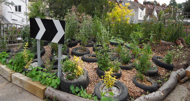 Longley Road Corner